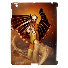 Beautiful Angel In The Sky Apple iPad 3/4 Hardshell Case (Compatible with Smart Cover)