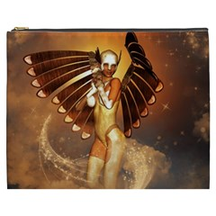 Beautiful Angel In The Sky Cosmetic Bag (XXXL)