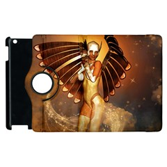 Beautiful Angel In The Sky Apple iPad 2 Flip 360 Case