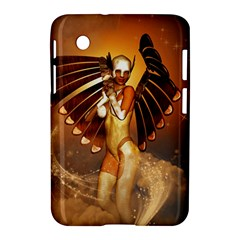 Beautiful Angel In The Sky Samsung Galaxy Tab 2 (7 ) P3100 Hardshell Case