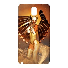 Beautiful Angel In The Sky Samsung Galaxy Note 3 N9005 Hardshell Back Case