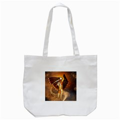 Beautiful Angel In The Sky Tote Bag (white)