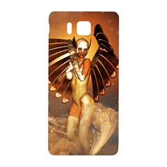 Beautiful Angel In The Sky Samsung Galaxy Alpha Hardshell Back Case