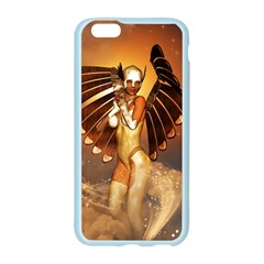 Beautiful Angel In The Sky Apple Seamless iPhone 6/6S Case (Color)