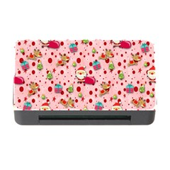 Red Christmas Pattern Memory Card Reader With Cf