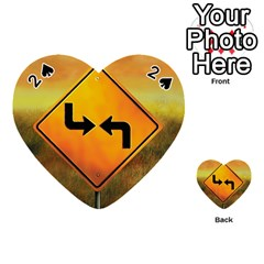 Direction Playing Cards 54 (Heart)