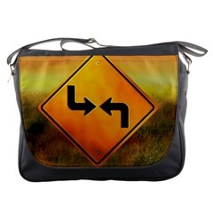 Direction Messenger Bags
