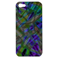 Colorful Abstract Stained Glass G301 Apple iPhone 5 Hardshell Case