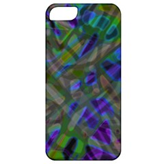 Colorful Abstract Stained Glass G301 Apple iPhone 5 Classic Hardshell Case