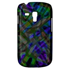 Colorful Abstract Stained Glass G301 Samsung Galaxy S3 MINI I8190 Hardshell Case