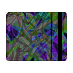 Colorful Abstract Stained Glass G301 Samsung Galaxy Tab Pro 8 4  Flip Case