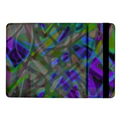 Colorful Abstract Stained Glass G301 Samsung Galaxy Tab Pro 10.1  Flip Case