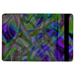 Colorful Abstract Stained Glass G301 Ipad Air 2 Flip