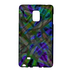 Colorful Abstract Stained Glass G301 Galaxy Note Edge