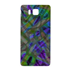 Colorful Abstract Stained Glass G301 Samsung Galaxy Alpha Hardshell Back Case