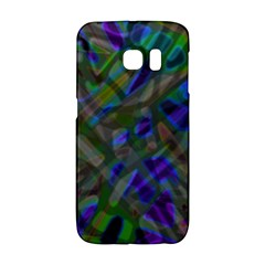 Colorful Abstract Stained Glass G301 Galaxy S6 Edge
