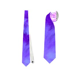 Phenomenal Blossoms Blue Neckties (Two Side)