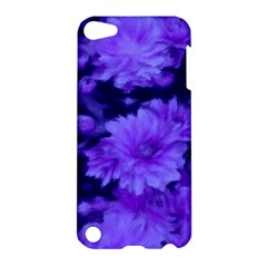 Phenomenal Blossoms Blue Apple Ipod Touch 5 Hardshell Case