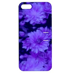 Phenomenal Blossoms Blue Apple iPhone 5 Hardshell Case with Stand