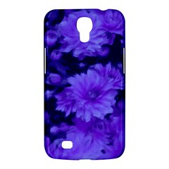 Phenomenal Blossoms Blue Samsung Galaxy Mega 6.3  I9200 Hardshell Case