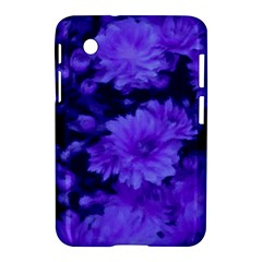 Phenomenal Blossoms Blue Samsung Galaxy Tab 2 (7 ) P3100 Hardshell Case