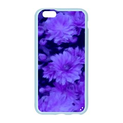 Phenomenal Blossoms Blue Apple Seamless iPhone 6/6S Case (Color)