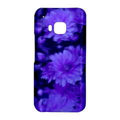 Phenomenal Blossoms Blue HTC One M9 Hardshell Case