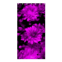 Phenomenal Blossoms Hot  Pink Shower Curtain 36  X 72  (stall)