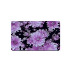 Phenomenal Blossoms Lilac Magnet (Name Card)