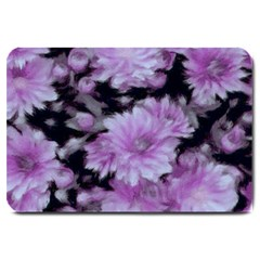 Phenomenal Blossoms Lilac Large Doormat