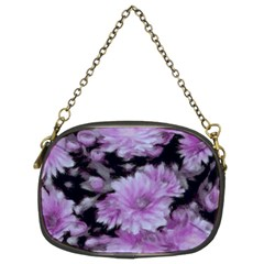 Phenomenal Blossoms Lilac Chain Purses (Two Sides)