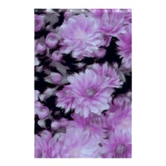 Phenomenal Blossoms Lilac Shower Curtain 48  x 72  (Small)