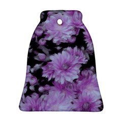 Phenomenal Blossoms Lilac Bell Ornament (2 Sides)