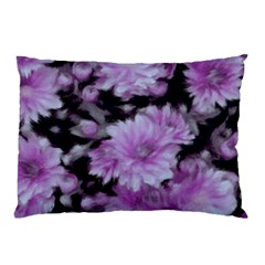 Phenomenal Blossoms Lilac Pillow Cases (two Sides)