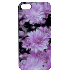 Phenomenal Blossoms Lilac Apple iPhone 5 Hardshell Case with Stand