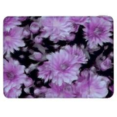 Phenomenal Blossoms Lilac Samsung Galaxy Tab 7  P1000 Flip Case
