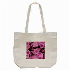 Phenomenal Blossoms Pink Tote Bag (cream)