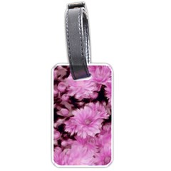 Phenomenal Blossoms Pink Luggage Tags (Two Sides)