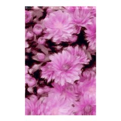 Phenomenal Blossoms Pink Shower Curtain 48  x 72  (Small)