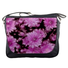 Phenomenal Blossoms Pink Messenger Bags