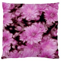 Phenomenal Blossoms Pink Large Cushion Cases (Two Sides)
