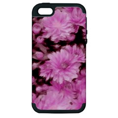 Phenomenal Blossoms Pink Apple iPhone 5 Hardshell Case (PC+Silicone)