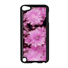 Phenomenal Blossoms Pink Apple iPod Touch 5 Case (Black)