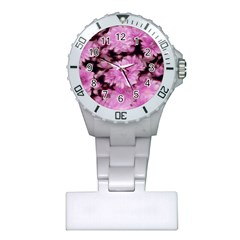 Phenomenal Blossoms Pink Nurses Watches