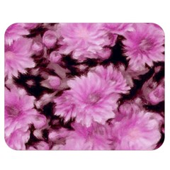 Phenomenal Blossoms Pink Double Sided Flano Blanket (medium)