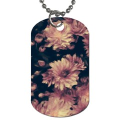 Phenomenal Blossoms Soft Dog Tag (One Side)