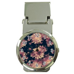 Phenomenal Blossoms Soft Money Clip Watches