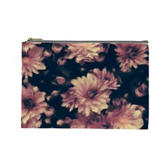 Phenomenal Blossoms Soft Cosmetic Bag (Large)