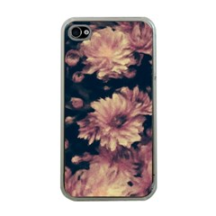 Phenomenal Blossoms Soft Apple iPhone 4 Case (Clear)