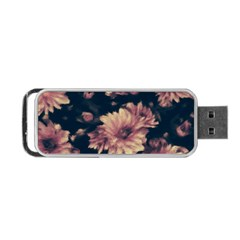 Phenomenal Blossoms Soft Portable Usb Flash (two Sides)